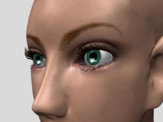 maya tutorials eyeballs eye material modeling