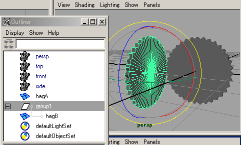 maya tutorial animation gear