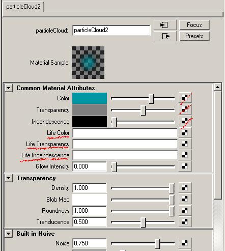 maya tutorial particle