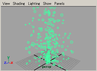 maya tutorial particle expressions