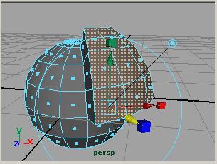 maya チュートリアル ポリゴン ポリゴンモデリング