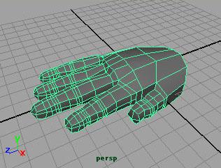 Maya tutorials: polygon modeling (3) Subdiv Proxy - maya blog: maya