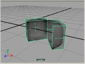 maya tutorial polygon modeling symmetric instance