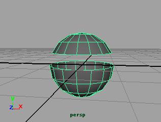 maya チュートリアル ポリゴンモデリング